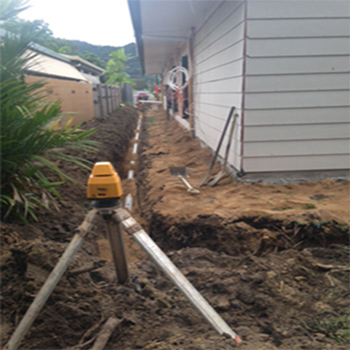 New drainage plumbing cairns plumber