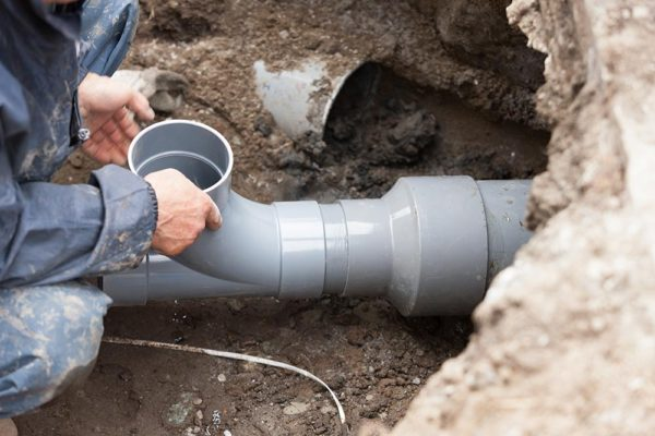 drainage plumbing cairns image
