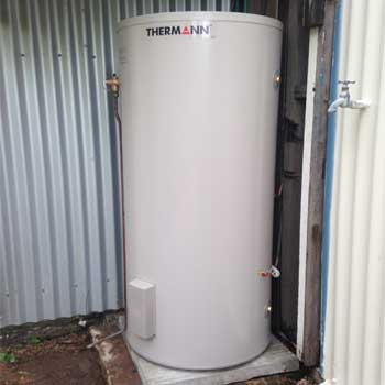 Hot Water System Bayview Plumbers Cairns image
